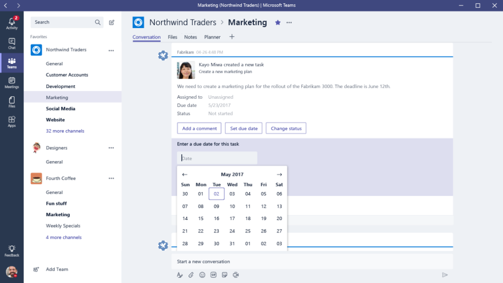 Microsoft Teams • HappyWired