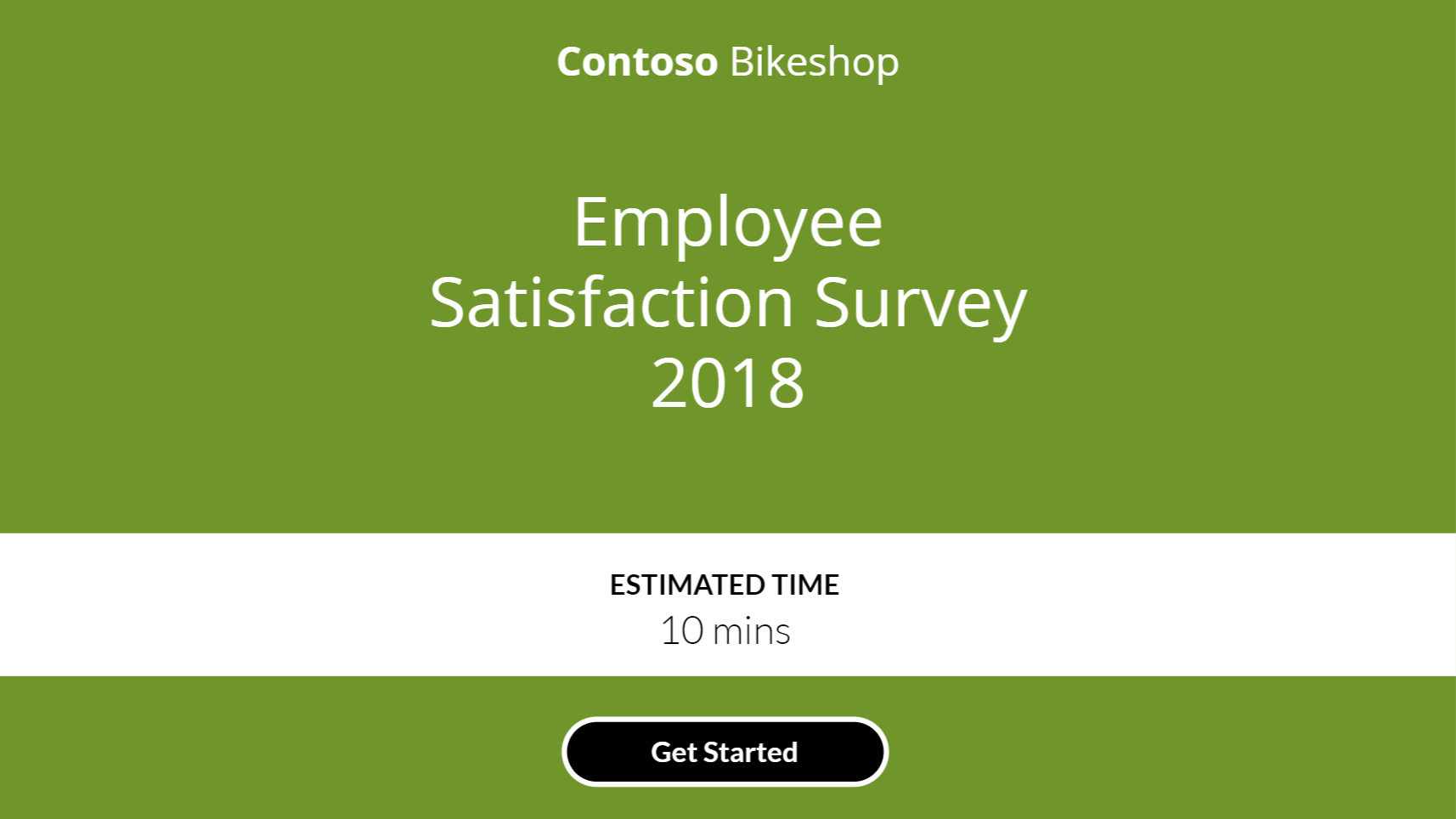 job satisfaction quiz
