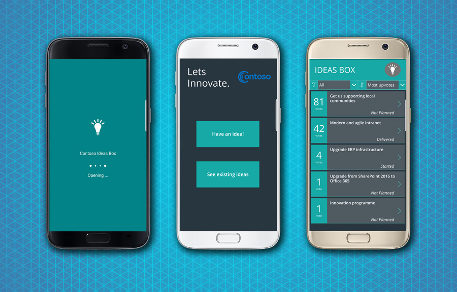Ideas Box App