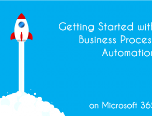 Starting with Business Process Automation