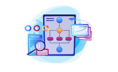 Business Process Automation Icon
